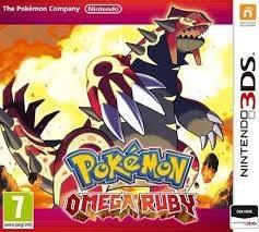 Pokemon Omega Ruby het vervolg