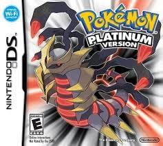 Pokemon Platinum weer een nieuwe pokemonwereld