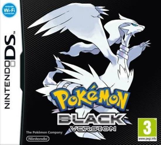 Pokemon Black het nieuwste avontuur van pokemon