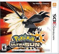 Pokemon Ultra Sun een nieuw avontuur met 403 pokemons