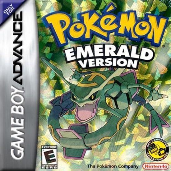 Pokemon Emerald voor Gameboy Advance
