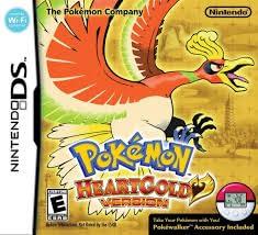 Pokemon Heartgold is de vernieuwede versie van pokemon gold