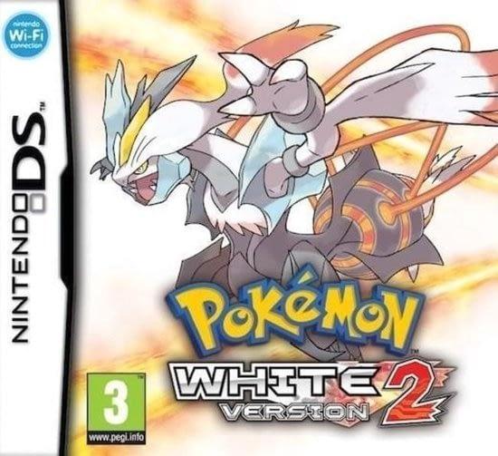 Pokemon White 2 het vervolg op de succesvol pokemon white