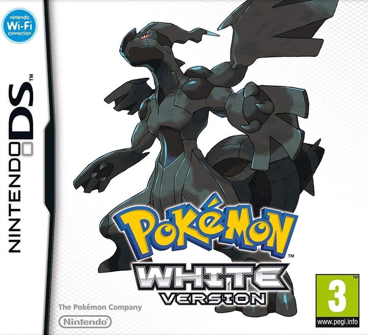 Pokemon White een geheel nieuwe pokemon wereld