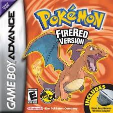 Pokemon FireRed beleef het avontuur opniuew in pallet town
